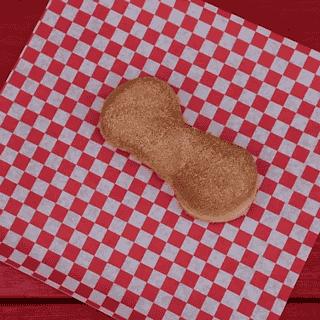 cinnamon twist donut