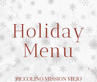 Holiday Meal Packages