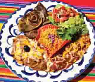variety sampler dinner
