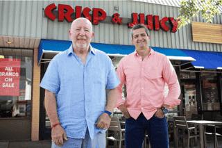 Crisp and Juicy