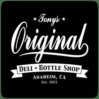 Tony's Original Deli & Bottle Shop Logo