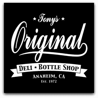 tony's original deli and bottle shop