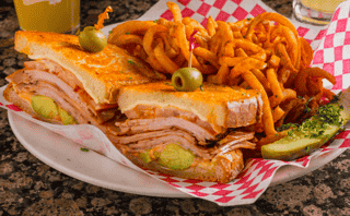 Southwest Turkey Melt