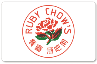 Ruby Chow's Gift card