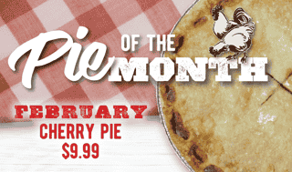 Pie of the Month - Cherry