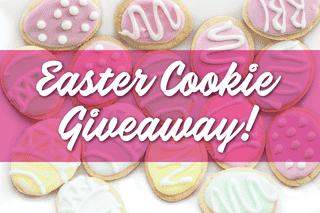 Easter Cookie Platter Giveaway!