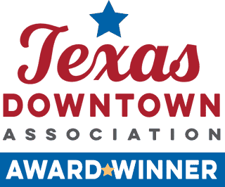 texas downtown association award