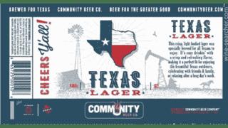 12. Texas Lager 4.0%   12 IBU