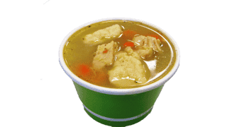 Hearty Homemade Soup of the Day