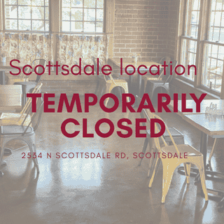 Scottsdale Closed