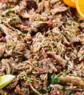 Chef Roman's Pork Carnitas