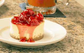 Classic New York Cheesecake