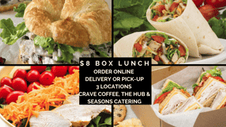 $8 boz lunch promotion