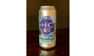 Beach Front Blueberry Lager (out of stock)