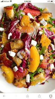 Raddichio Salad
