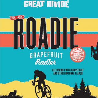 Roadie Grapefruit Radler