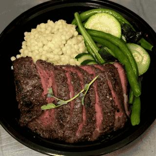Woodfire Garlic Steak