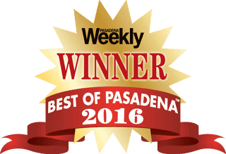 best of pasadena award