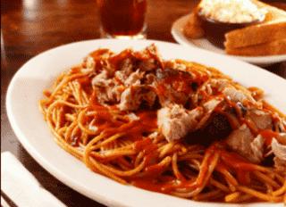 BBQ Pasta