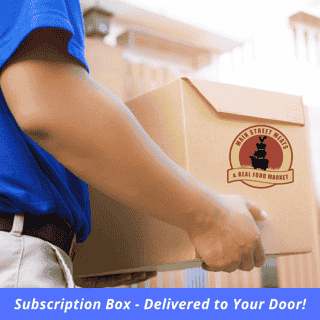 Subscription Box orders include free local delivery