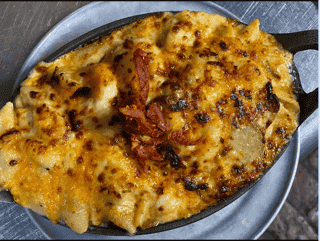 Low Country Mac & Cheese