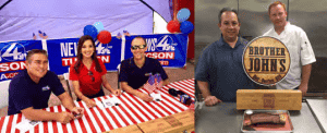 KVOA 2016 Memorial Day BBQ Challenge Winners By Anthony Victor Reyes