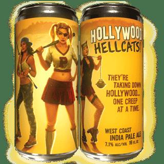 Hollywood Hellcats 'West Coast IPA'
