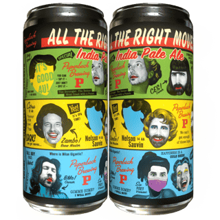 All the Right Moves 'IPA'