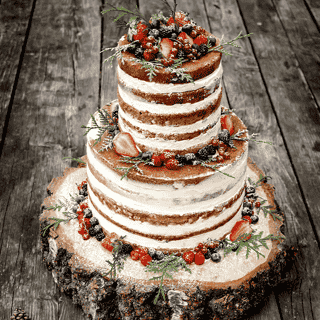 Custom Cake 2