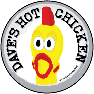 dave's hot chicken logo