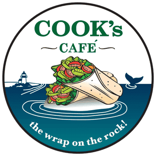 Cook's Cafe Logo