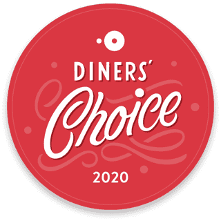 diners choice 2020