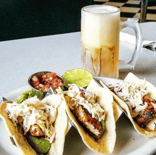 pork taco special