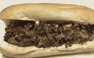 Steak and Cheese*