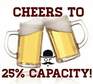 25% CAP