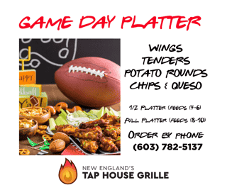 Game Day Platters