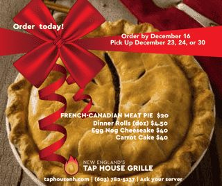Holiday Meat Pie et all