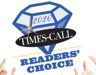 Readers Choice Award
