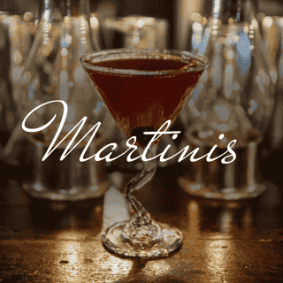Tunnel Manhattan Martini
