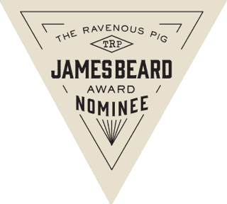 James Beard Award Nominee