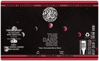*** NEW *** The Dark Side Chocolate Berry Sour Stout