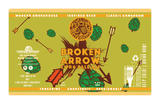 Broken Arrow Citra Pale Ale