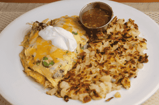 Tex Mex Omelette