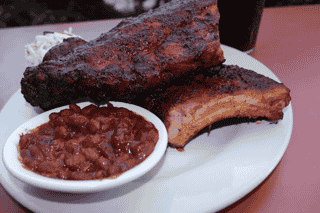 Meaty Baby Back Ribs