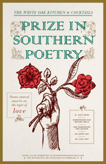 southern poetry poster 2016