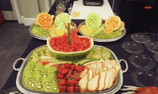 fruit trays