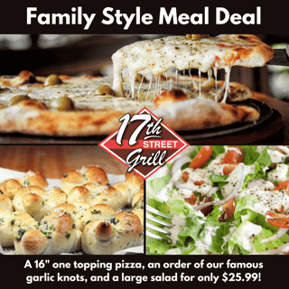 Family Style Meal Deal