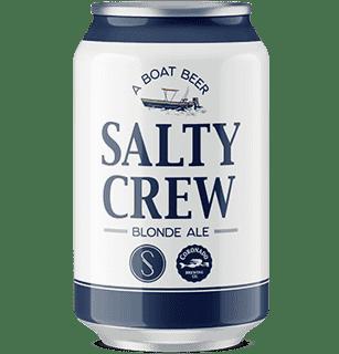 Salty Crew Blonde Ale - Coronado Brewing Company, CA