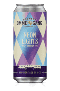 Neon Lights - Brewery Ommegang, NY