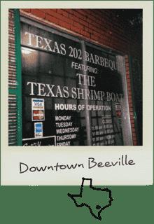 downtown beeville polaroid